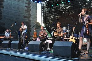 """Beoga - Beoga performing at the folk festival """"Folk am Neckar"""" 2013"""