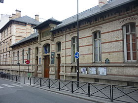 Image illustrative de l'article Lycée Molière (Paris)