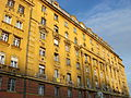 Facade at Sunset - Buda Side - Budapest - Hungary - 01.jpg