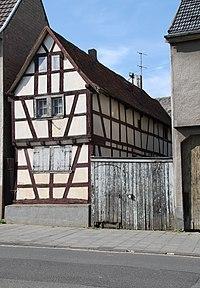 Fachwerkhaus, Gelsdorf, Bonner Strasse 23.jpg