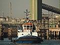 Fairplay III (tugboat, 2007) IMO 9365116, Calandkanaal pic4.JPG