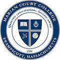Fall 2012 Marian Court College Official Seal.jpg