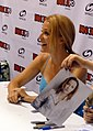 Fan Expo 2012 - Gillian Anderson 09 (7891579576).jpg