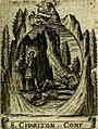 Fasti Mariani cum illustrium diuorum imaginib. and elogijs prope DC. in singulos anni menses diésq SS. natales distributis (1630) (14565480418).jpg