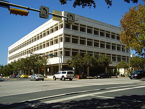 Austin Public Library - Faulk Central Library