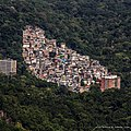 Favelas on the Hill Forest in Rio de Janeiro - panoramio.jpg