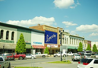 Lincoln County, Tennessee - Fayetteville
