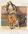 Femme d'un Archonte, dessinée par le baron de Stackelberg - Stackelberg Otto Magnus Von - 1828.jpg