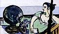 Femme pensive en bord de mer.jpg