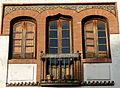Fenêtres et balcon maison de Cordoue.JPG