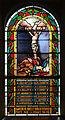 Fermanville Église Saint-Martin Nef Bas-Côté du Sud Vitrail 3 Morts Pour La France 1914–1918 2013 09 01.jpg
