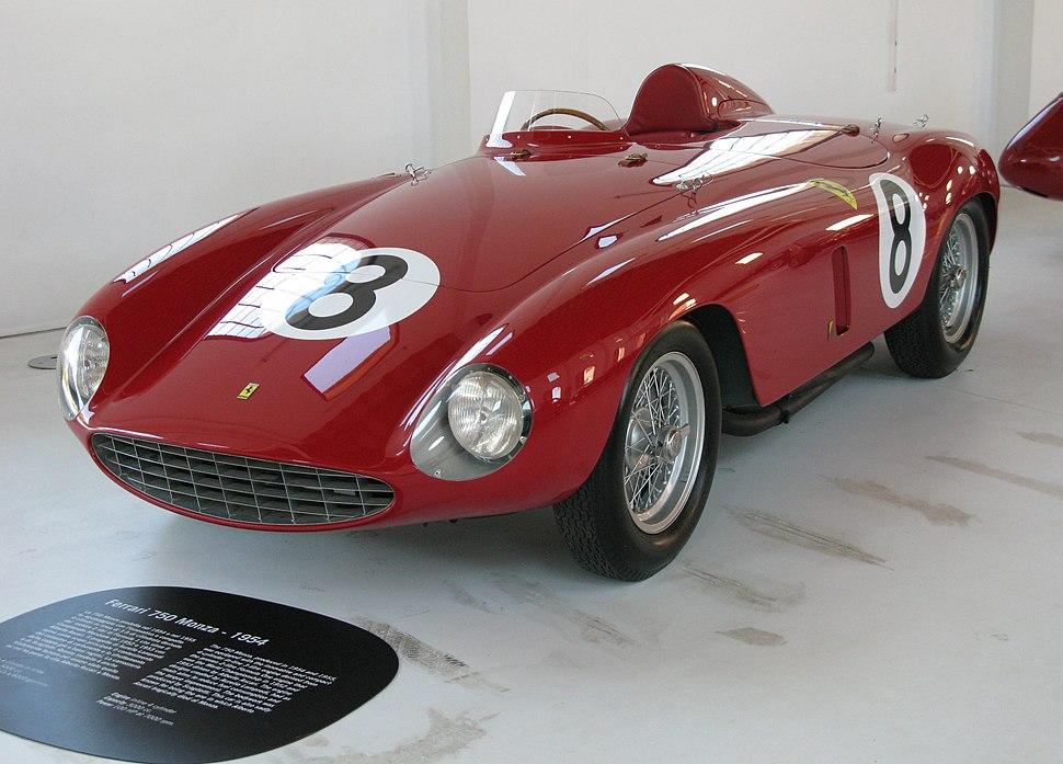Ferrari 750 Monza fl