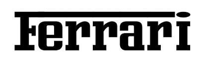 Ferrari wordmark