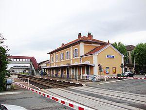 Feurs - Feurs Railway Station