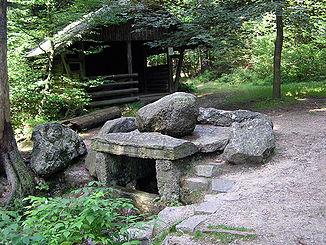 Source of the Fichtelnaab