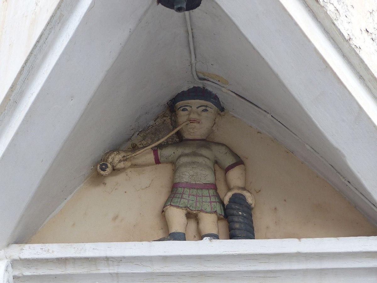 Figure on The Stores, Bunbury, Cheshire.jpg