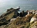 Finistere Goulien Cap Sizun Castel Ar Roch - panoramio.jpg