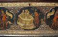 Firenze, cassone con raffigurazioni simboliche (atteone), 1425-50 ca. 03.JPG