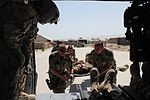 First Air Cavalry, German medical personnel conduct joint training in Afghanistan DVIDS436487.jpg