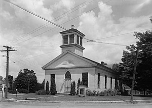 North Olmsted, Ohio - Historic First Universalist Church of Olmsted