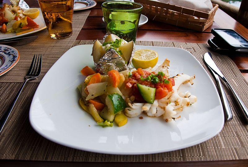 Food in Mauritius