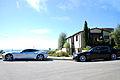 Fisker Karma and Maserati Quattroporte (6842242900).jpg