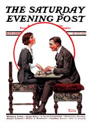 Fitzgerald, Saturday evening post