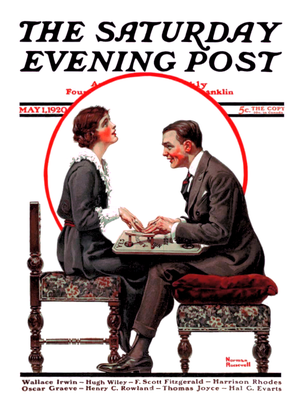 May 1, 1920 issue The Saturday Evening Post