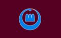 Flag of Former Setana Hokkaido.png