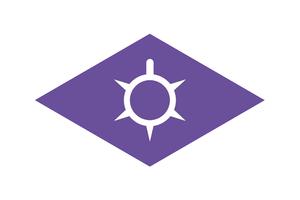 Kōfu - Image: Flag of Kofu, Yamanashi