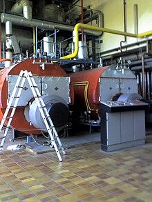 Fire Tube Boiler Wikipedia
