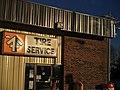 Fleet Farm Tire Service Sign- Manitowoc, WI - Flickr - MichaelSteeber.jpg