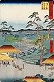 Flickr - …trialsanderrors - Hiroshige, Hodogaya, 1855.jpg