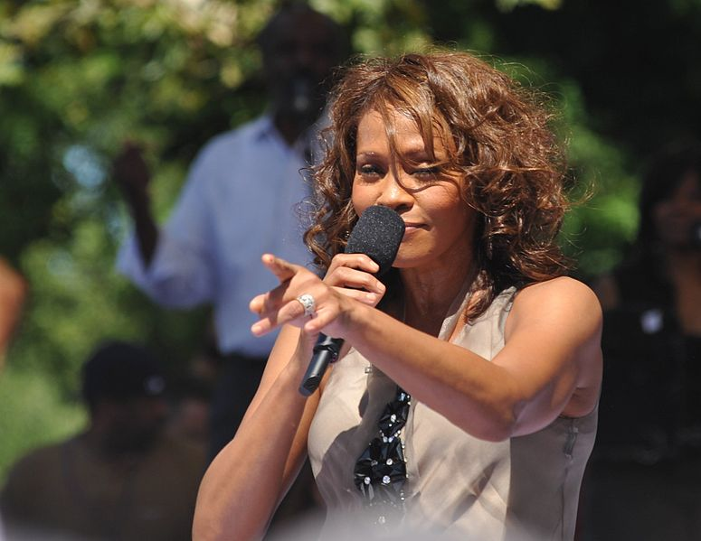 Whitney Houston's Death: N.J. Flags at Half Mast Spark Anger Over Cause of Death