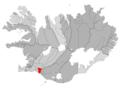 Floahreppur map.png