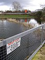 Flooded River Test - geograph.org.uk - 344602.jpg