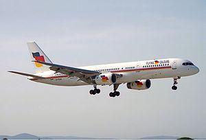 Flying Colours Airlines Boeing 757 Aragao.jpg