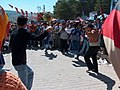 Folk dancing (Celebrating the 706th year of the Ottoman Empire) - panoramio.jpg