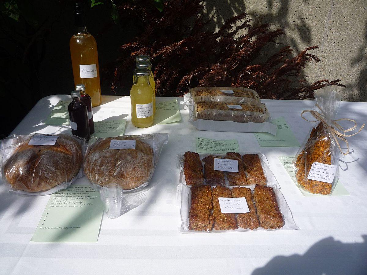 Food swap - Wikipedia