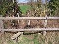 Footbridge and stile on Greensand Way - geograph.org.uk - 1212231.jpg
