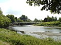 Footbridge over the River Nith - geograph.org.uk - 455589.jpg