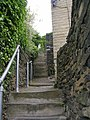 Footpath leading up from Slant Gate - geograph.org.uk - 1899021.jpg