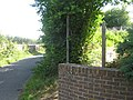 Footpath on Redwings Lane, Pembury - geograph.org.uk - 1409030.jpg