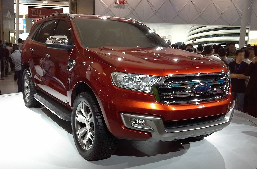 2014 Ford Everest Wiki | Autos Post