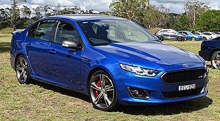 Ford Falcon (Australia) Motor vehicle