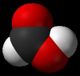 Image illustrative de l'article Acide méthanoïque