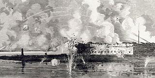 Siege of Fort Pulaski Battle of the American Civil War