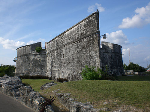 Thumbnail from Fort Fincastle