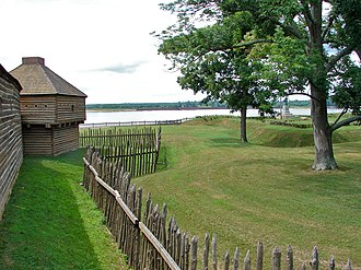 Fort Massac - Image: Fort Massac IL 2