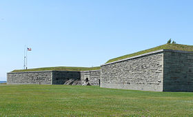 Image illustrative de l'article Fort Ontario